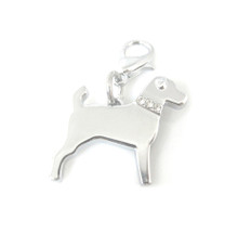 Dog Breed Charm - Fox Terrier