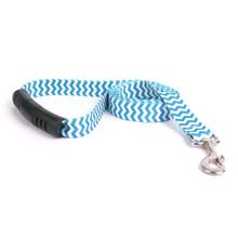 Chevron - Blueberry EZ-Grip Dog Leash