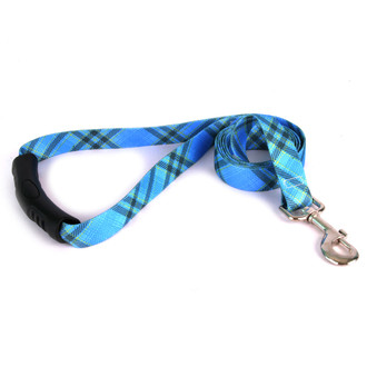 Blue Kilt EZ-Grip Dog Leash
