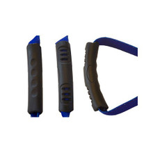 Black Paisley EZ-Grip Dog Leash