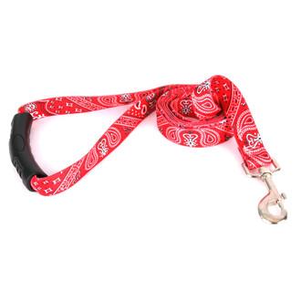 Bandana Red EZ-Grip Dog Leash
