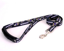Baltimore Ravens EZ-Grip Dog Leash