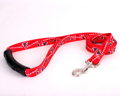 Atlanta Falcons EZ-Grip Dog Leash