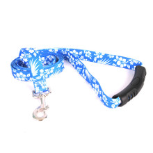 Aloha Blue EZ-Grip Dog Leash
