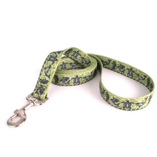 Tribal Seas Green Dog Leash