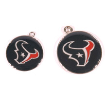 Houston Texans NFL Dog Tags With Custom Engraving