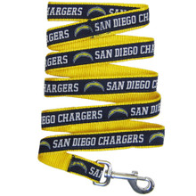 San Diego Chargers Dog Leash