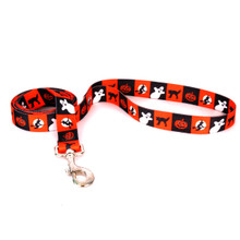 Pumpkin Patch Dog Leash