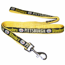 Pittsburgh Steelers Dog Leash