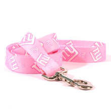 New York Giants PINK Dog Leash