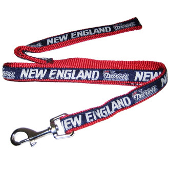 New England Patriots Dog Leash