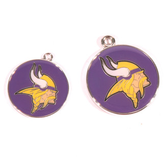 Minnesota Vikings NFL Dog Tags With Custom Engraving