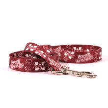 MIssissippi State Bulldogs Dog Leash