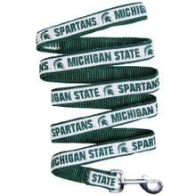 Michigan State Spartans Dog Leash