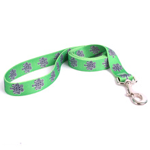 Knotted Shamrock Dog Leash