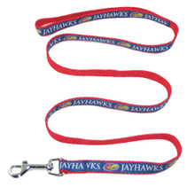 Kansas Jayhawks Dog Leash