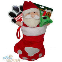 Paw Print Stocking Holiday Bundle