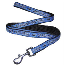 Carolina Panthers Dog Leash