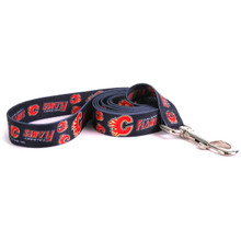 Calgary Flames Dog Leash