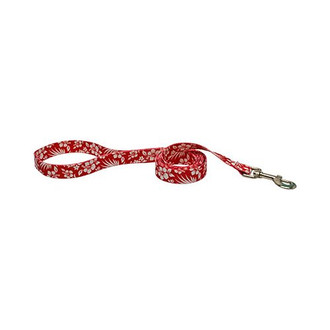 Aloha Red Dog Leash
