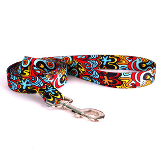 Abstract Dog Leash