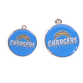 San Diego Chargers NFL Dog Tags With Custom Engraving
