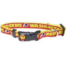 Washington Redskins Dog Collar