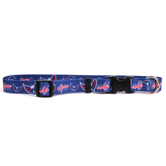 Washington Capitals Dog Collar