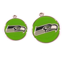 Seattle Seahawks NFL Dog Tags With Custom Engraving