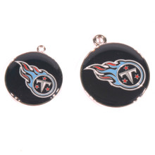 Tennessee Titans NFL Dog Tags With Custom Engraving