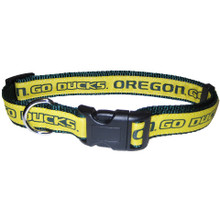 Oregon Ducks Dog Collar