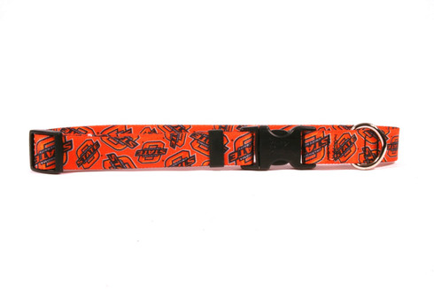 Oklahoma State Dog Collar (COPY)