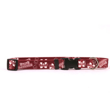 MIssissippi State Bulldogs Dog Collar