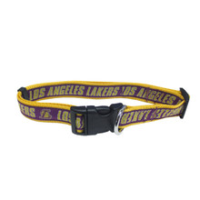 LA Lakers  Dog Collar