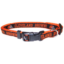 Cleveland Browns Dog Collar