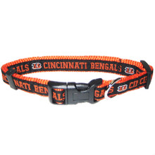 Cincinnati Bengals Dog Collar