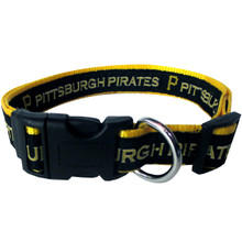 Pittsburgh Pirates Dog COLLAR