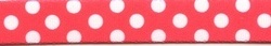 Strawberry Polka Dot Waist Walker