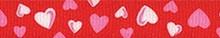 Red Hearts Waist Walker