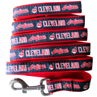 Cleveland Indians Dog LEASH