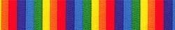 Rainbow Stripes Waist Walker