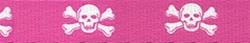 Pink Skulls Waist Walker