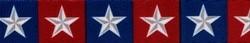 Colonial Stars Waist Walker