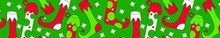 Christmas Stockings Waist Walker