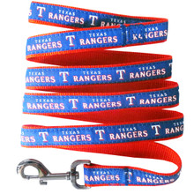 Texas Rangers Dog LEASH