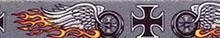 Biker Tattoo Waist Walker