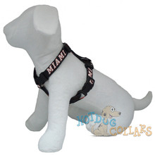 Miami Marlins Dog Harness