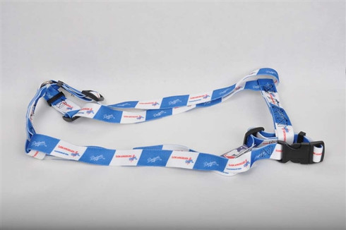 Los Angeles Dodgers Dog Harness