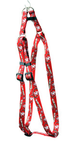 San Francisco 49ers Step-In Dog Harness