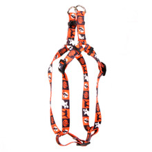 Pumpkin Patch Step-In Dog Harness